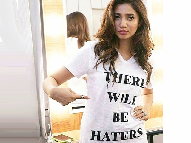 Many people, including celebrities, came out in support of Mahira. PHOTO: TWITTER