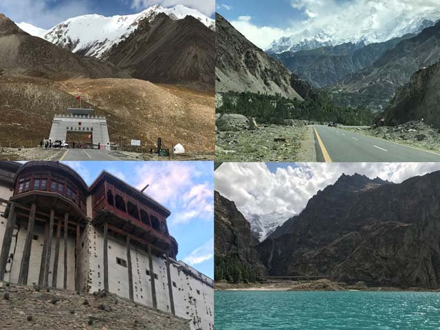I would recommend anyone fond of traveling to visit Gilgit, Hunza and the surrounding areas. PHOTO: AHSAN NADEEM