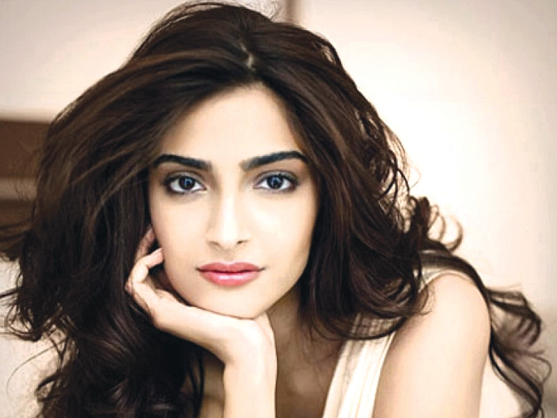 Sonam Kapoor is eagerly trying her luck in Hollywood.