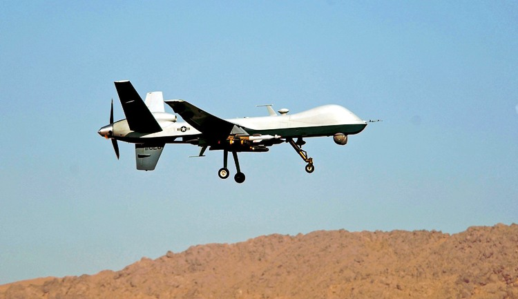 Earlier, at least six people were killed in a US drone strike on September 22. PHOTO: AFP/FILE