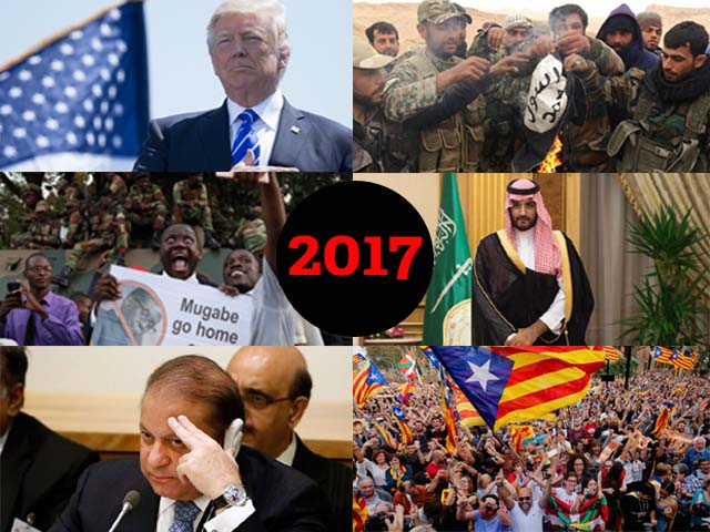 this year also witnessed the rise of anti-immigration sentiment in Europe, record-breaking hurricanes in the US, and the rise of a modern, reformist crown successor in Saudi Arabia.