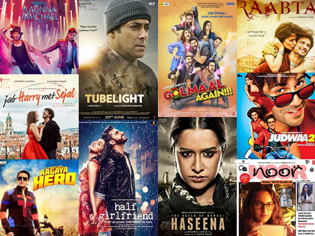 Please remember, that this list includes movies that had a well-known and talented cast, a decent enough budget, high expectations and a wide release.