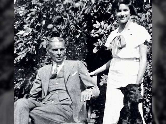 When she did marry Neville and approached her father at public gatherings, she was referred to as 'Mrs Wadia' by him and nothing more. PHOTO: NATIONAL ARCHIVES