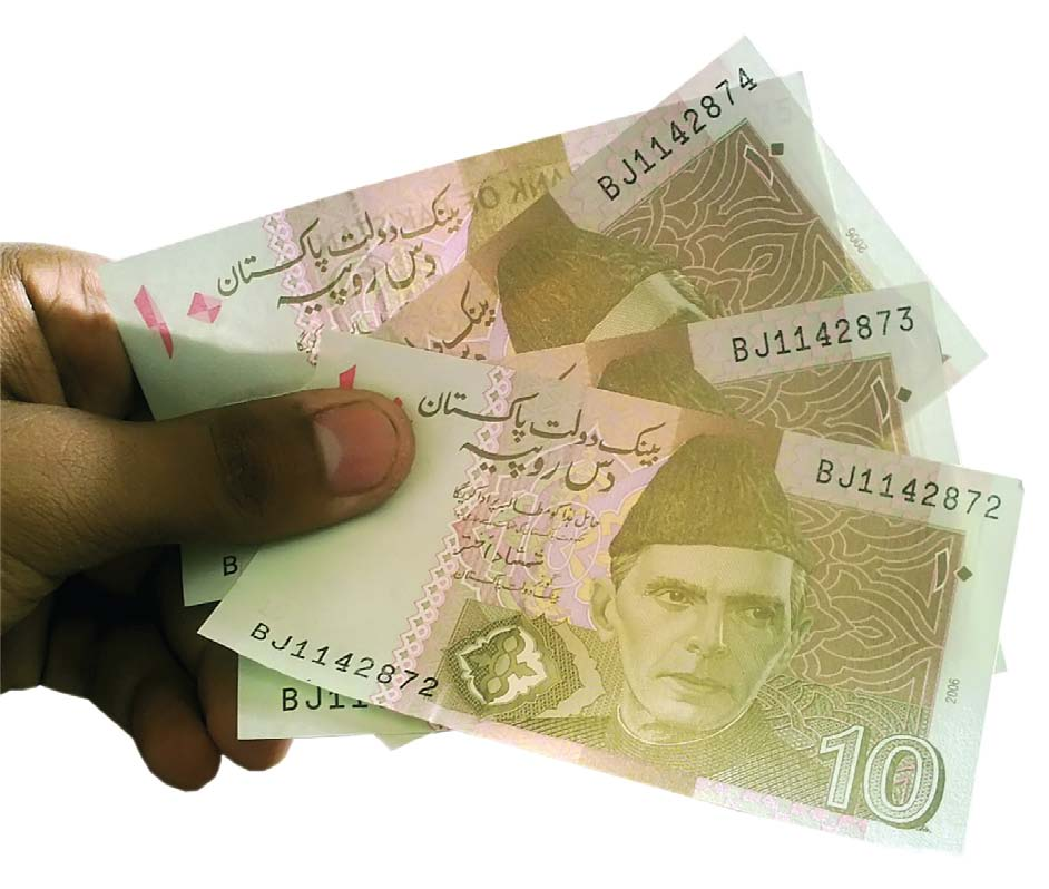 Shedding value: 8% is the fall in rupee's value against the dollar since the beginning of 2013.