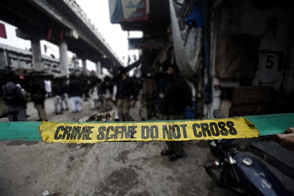 An elderly man was killed and three others, including two policemen, were injured. PHOTO: REUTERS/ FILE