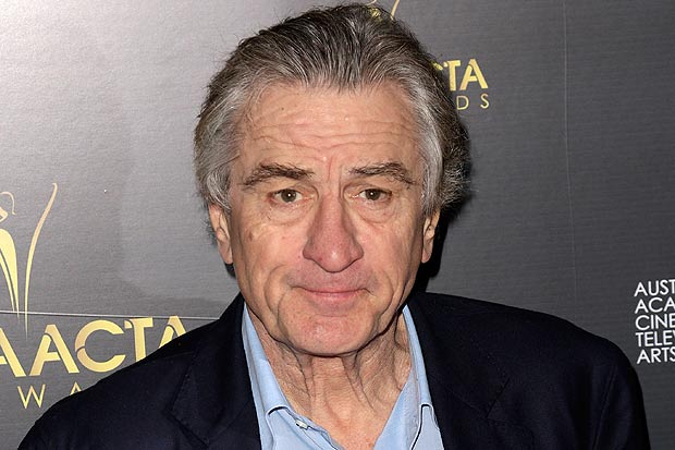 SHOCKING: De Niro's name was mentioned twice in the FIR and it is likely that he will be questioned for further investigation. PHOTO:FILE