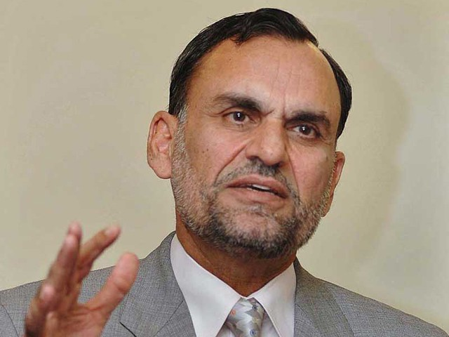 Azam Swati will replace Asad Qaiser as speaker of K-P Assembly. PHOTO: FILE