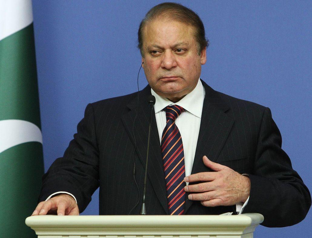 Prime Minister Nawaz Sharif. PHOTO: AFP/FILE