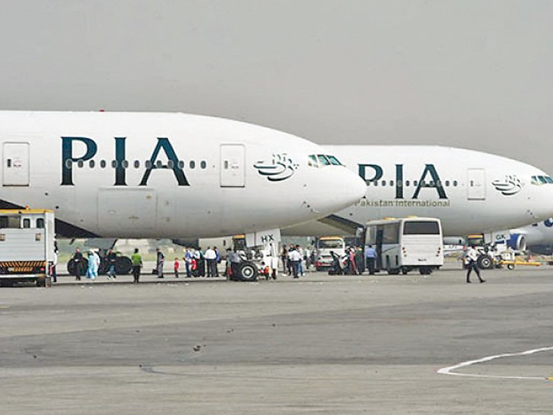 In the wake of privatisation, PIA's employees will be protected through a combination of limited job security and golden handshake offer. PHOTO: FILE