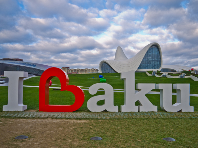 I had voyaged to Baku with tinges of fear and paranoia within my subconscious, to the point of even doubting the intentions of our first taxi driver from the airport to the hotel. PHOTO: STOCK