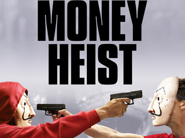 Money Heist is trying to be something more than meets the eye, with its philosophical undertones of socialism versus capitalism. PHOTO: IMDB