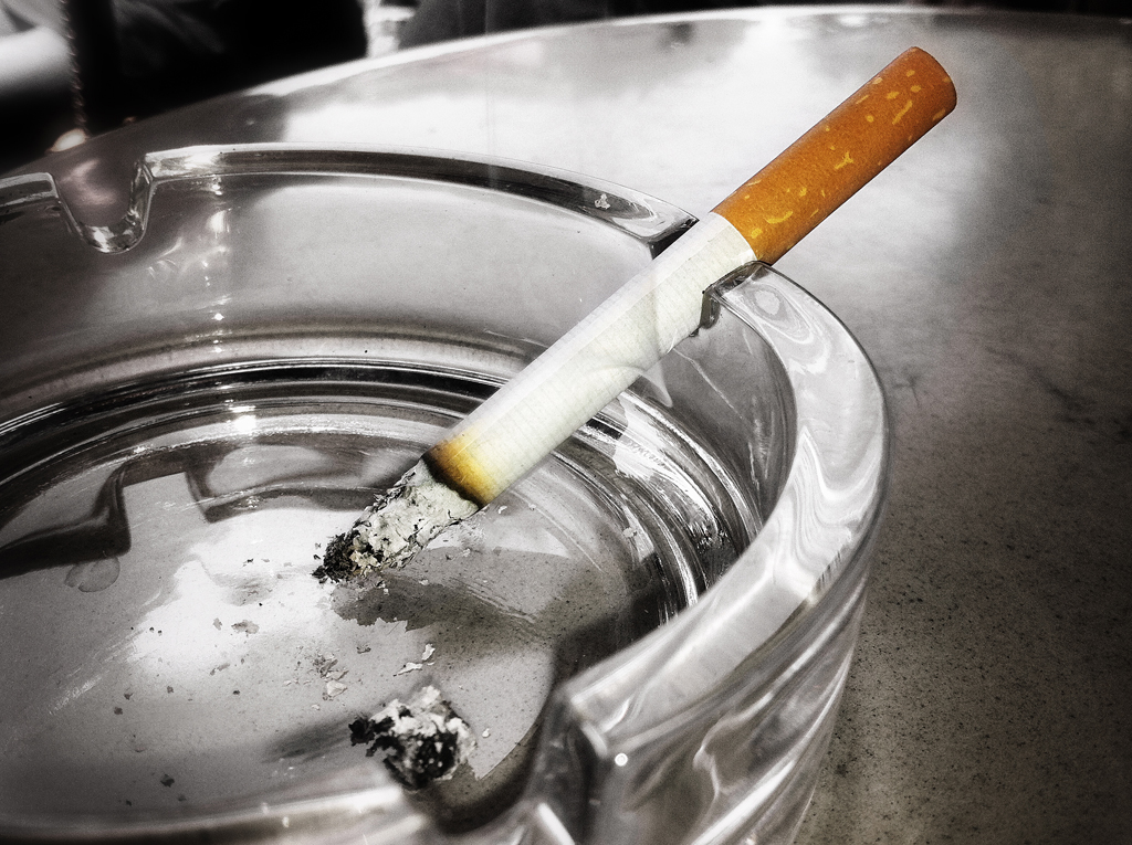 86b sticks was Pakistan's total  consumption of cigarettes, both legal and illegal, in 2012. PHOTO: FILE
