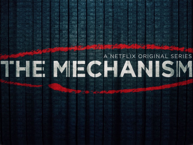 Thanks to The Mechanism, a series currently showing on Netflix, Brazil's mega corruption scandal is going global. PHOTO: NETFLIX
