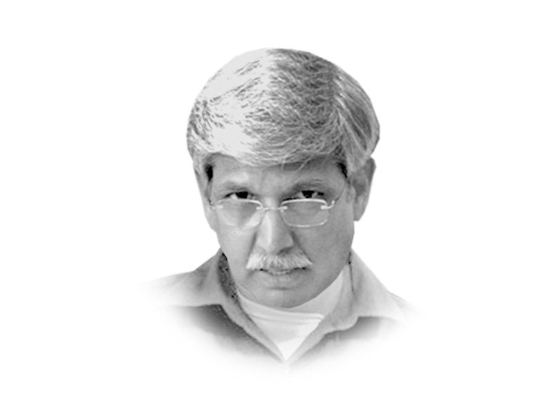 The writer is a defence analyst who retired as an air vice-marshal in the Pakistan Air Force