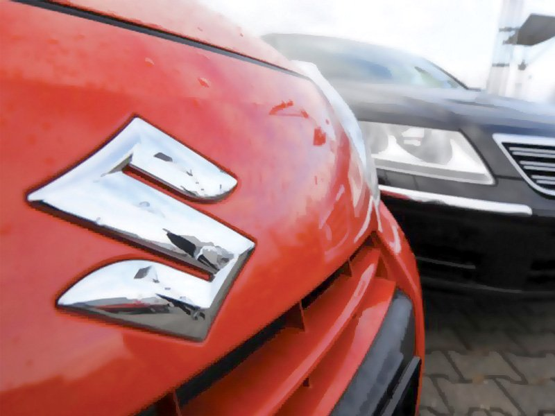 In the fourth quarter (October to December), Pak Suzuki posted EPS of Rs3.9 compared to Rs4.5 in the third quarter, down 13%.. PHOTO: FILE