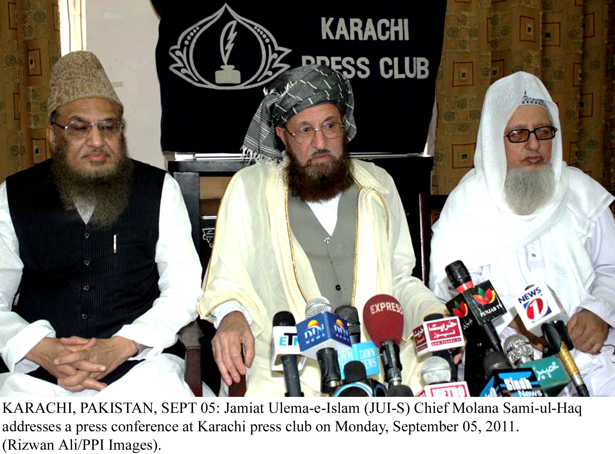 Samiul Haq said both parties are interested in the continuation of talks. PHOTO: PPI/FILE