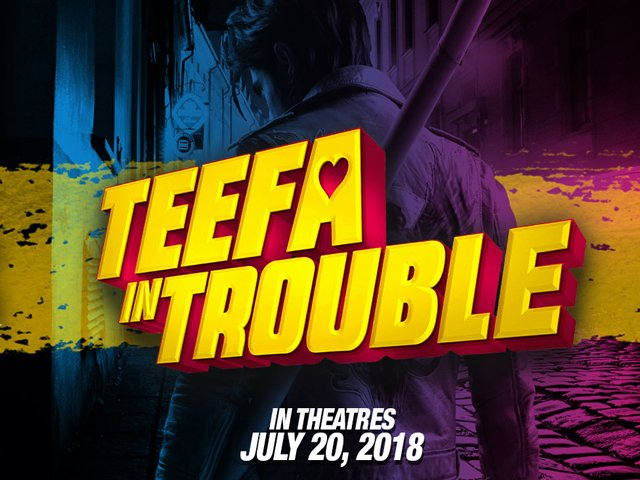 I watched this trailer as soon as it was released and didn't find any of the dialogues funny. PHOTO: FACEBOOK/ TEEFA IN TROUBLE OFFICIAL