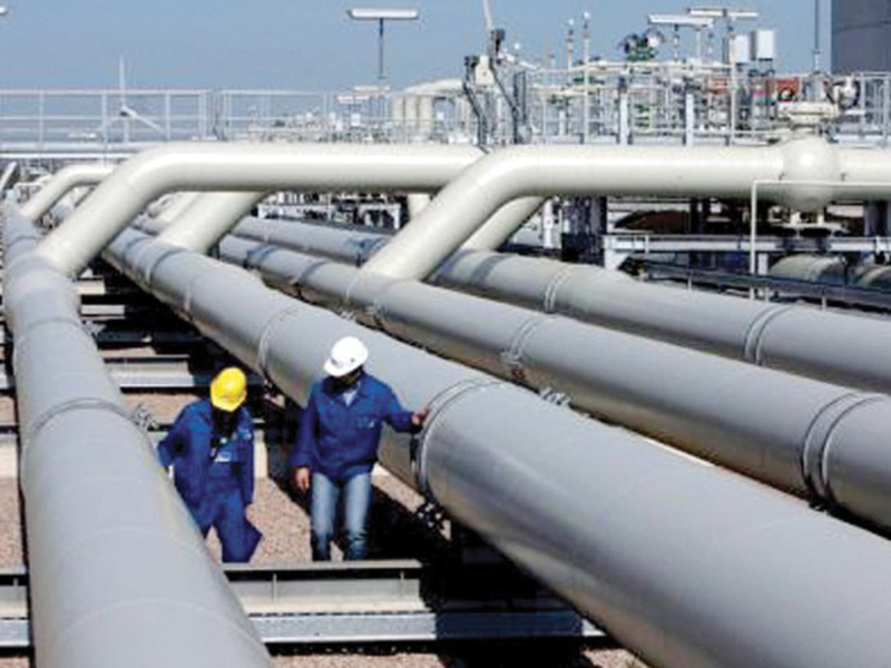 Of the two gas utilities in the country, Sui Northern Gas Pipelines provided 30.8% of the total allocation to power plants while Sui Southern Gas Company provided 24.4%. PHOTO: FILE