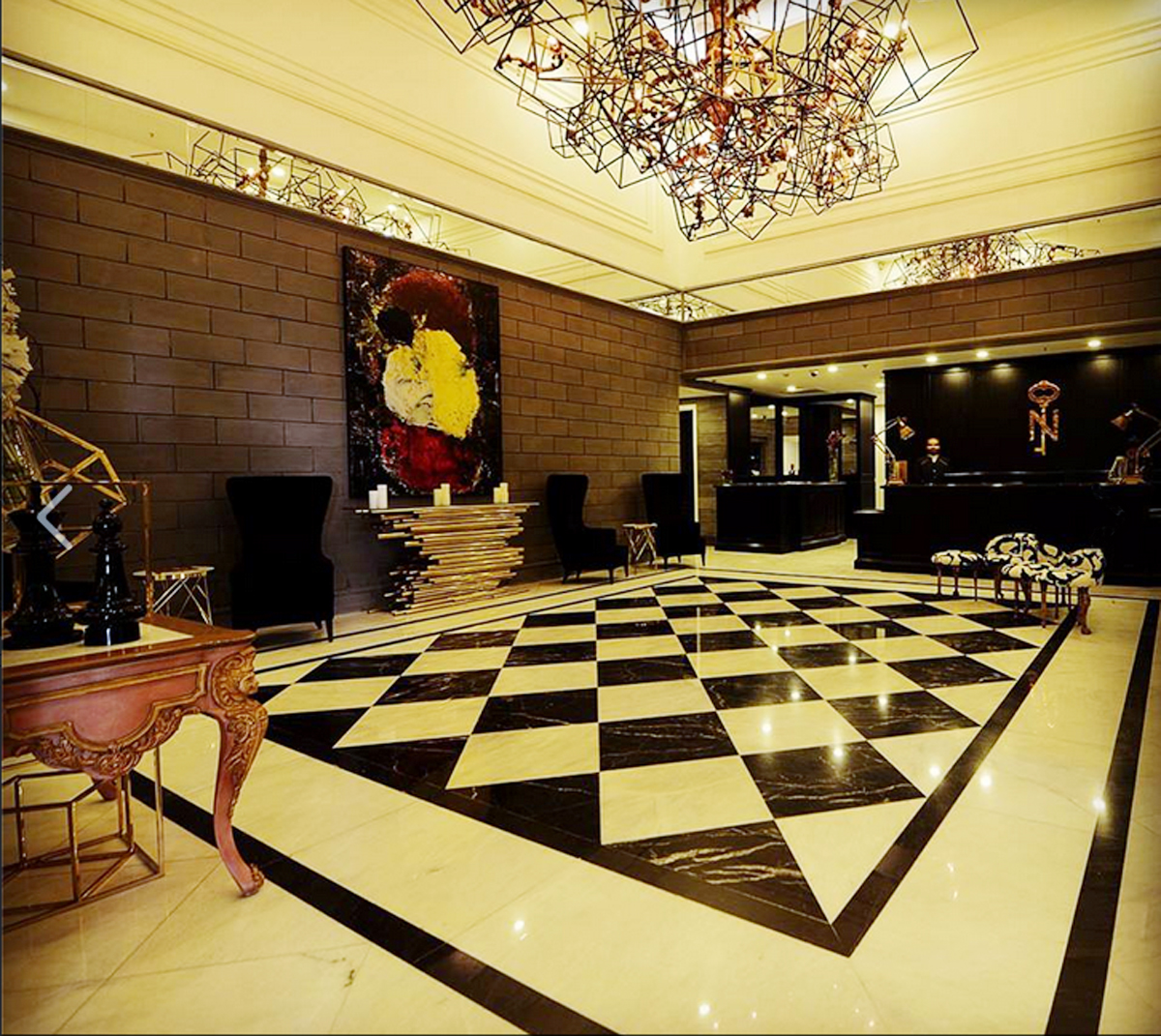 The Nishat Hotel Starts Operations In Lahore The Express Tribune