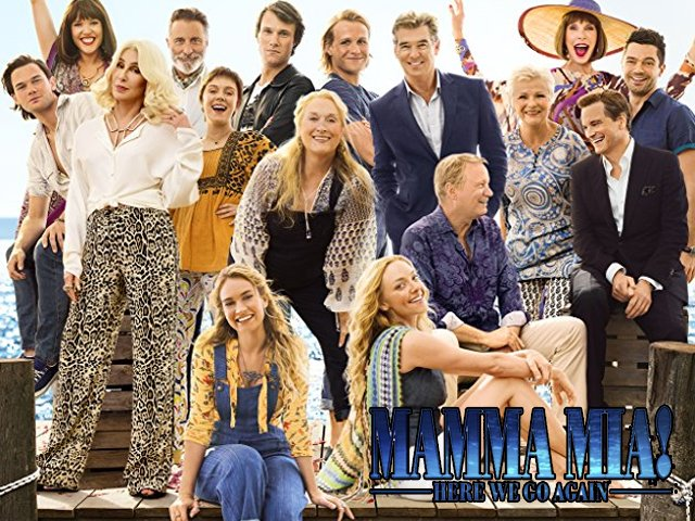 This is Mamma Mia! – basically an elaborate excuse to go from one ABBA tune to another. PHOTO: IMDB