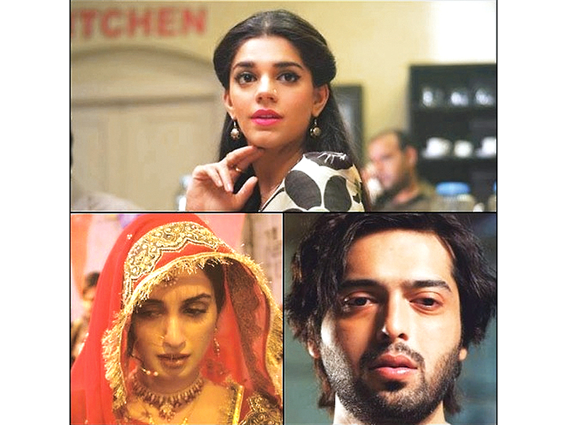 Miraqsm Media presents Mah-e-Meer, a film by Sarmad Sehbai and directed by Anjum Shehzad.