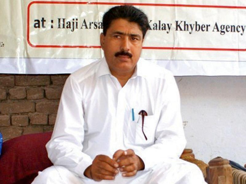 Dr Shakil Afridi. PHOTO: AFP/FILE