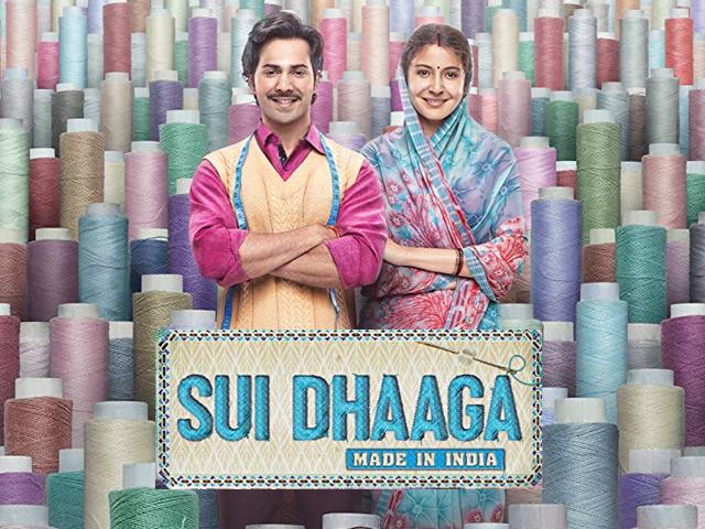 The onscreen chemistry between Varun Dhawan and Anushka Sharma as an eccentric couple is simply adorable. PHOTO: IMDB