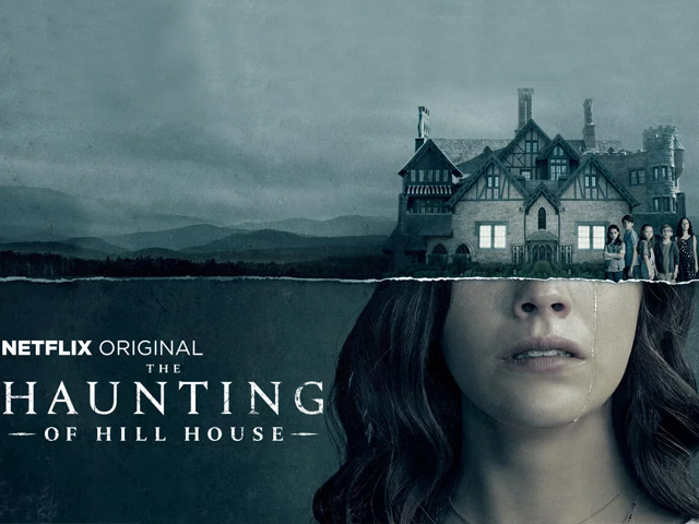 This story structure which combines multiple timelines is the driving force behind The Haunting of Hill House's narrative. PHOTO: NETFLIX