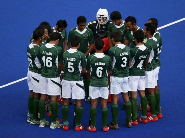 Until a week ago, there was once again immense uncertainty surrounding Pakistan's participation in the World Cup. PHOTO: REUTERS/FILE