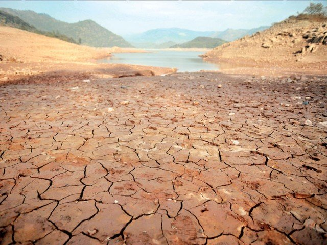Despite the flow of seven rivers, Balochistan is in a perpetual drought season. PHOTO: FILE