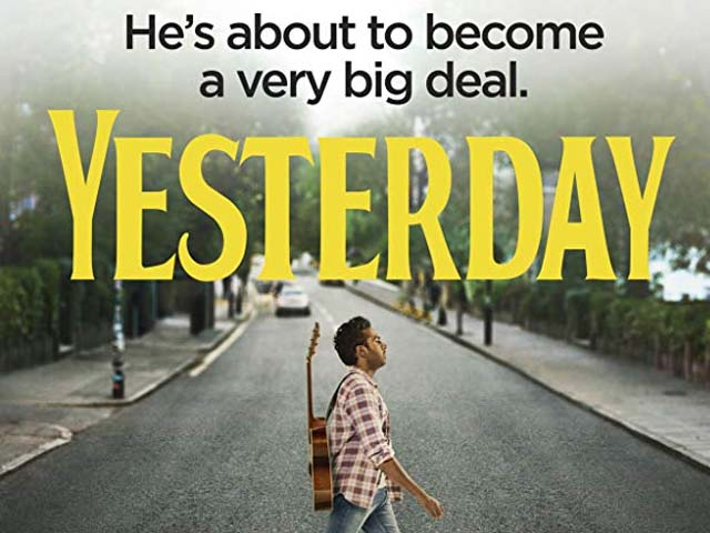Yesterday is ready to hit theatres on June 28, 2019. PHOTO: IMDB
