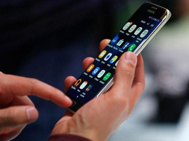 As per the statistics issued by Pakistan Telecommunication Authority (PTA), the number of mobile phone users in Pakistan have crossed 150 Million by November 2018 (PTA), of which android holds a market share of 92.38%. PHOTO: FILE
