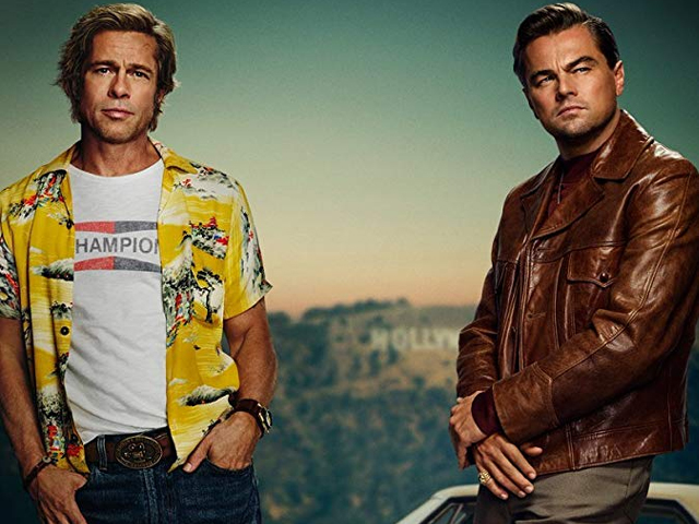 Once Upon A Time in Hollywood is set to release on July 26, 2019. PHOTO: IMDB