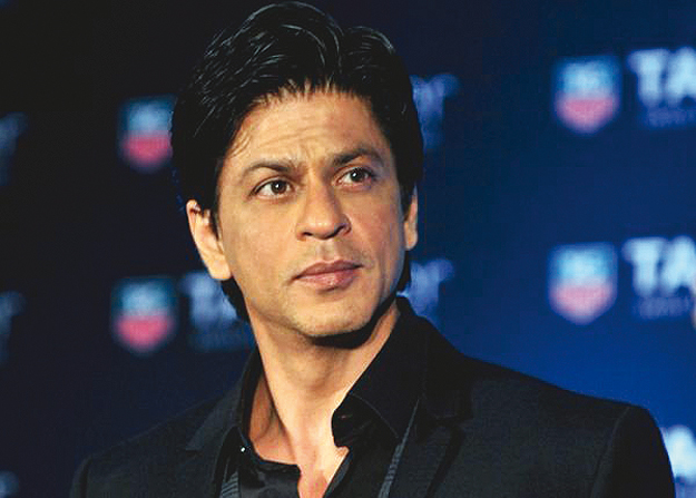 Shahrukh, who has already met Mahira and seen her television work, is quite impressed with her talent. PHOTO: FILE