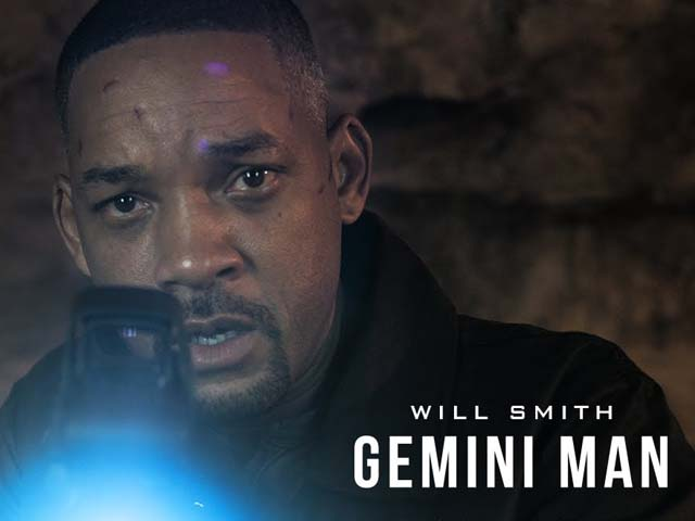 Gemini Man hits cinemas on October 11, 2019. PHOTO: YOUTUBE/ COLUMBIA PICTURES PHILIPPINES