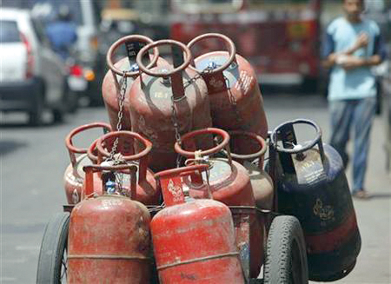 Other than transport vehicles, LPG is widely used in commercial, domestic and industrial sectors. PHOTO: REUTERS