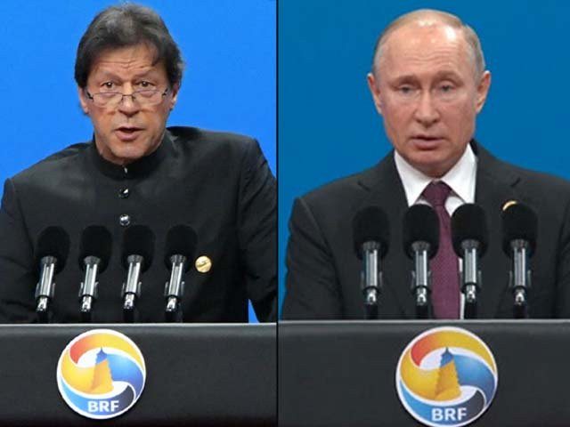 Vladimir Putin Snubbing Imran Khan Why All The Fuss The Express Tribune