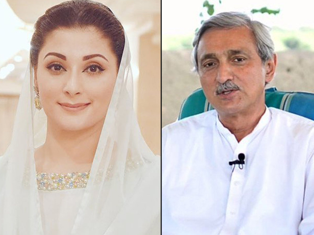 Jahangir Tareen has been declared corrupt and dishonest by Supreme Court, while Maryam Nawaz has been cleared of her charges.