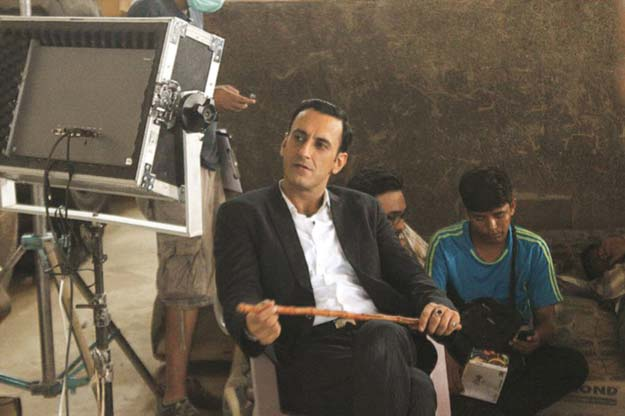 It took Adnan Jaffar a multitude of jobs before he realized that acting was his true vocation. PHOTOS: FILE