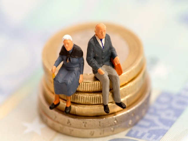 Pakistan at the moment has more than 2.5 million pensioners and this number will rise further in coming years. PHOTO: SHUTTERSHOCK