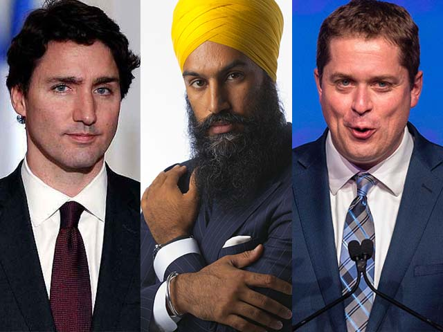 Unlike elections in other countries, the Canadian elections are quite sedate.