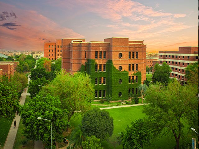 Some of the deserving students are rewarded with a fully funded scholarship through LUMS National Outreach Programme. PHOTO: LUMS.EDU.PK