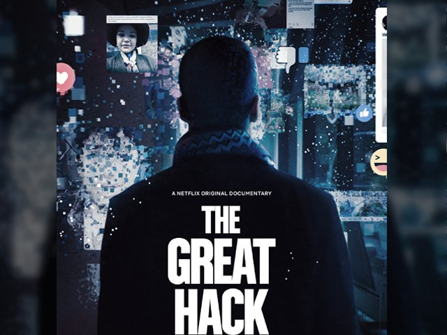 The narrative style jumps between individuals who blew the lid off of Cambridge Analytica and those journalists and academics pursuing data privacy as a whole. PHOTO: IMDb