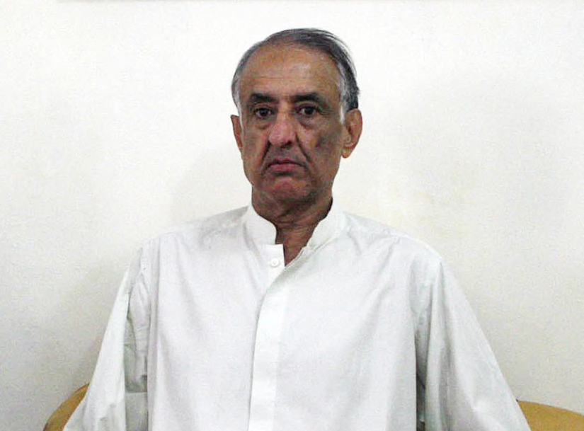 A file photo of Talal Bugti. PHOTO: ONLINE