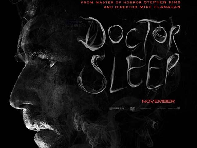 Doctor Sleep releases on October 30, 2019. PHOTO: IMDB
