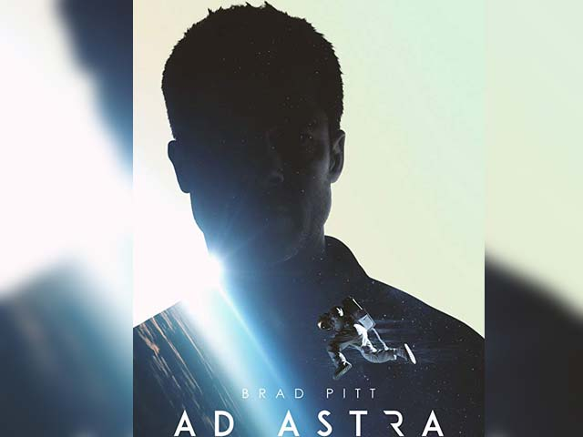 Ad Astra thrusts audiences into the near future, where the corporations on Earth have directed their focus to the stars.PHOTO:IMDb.