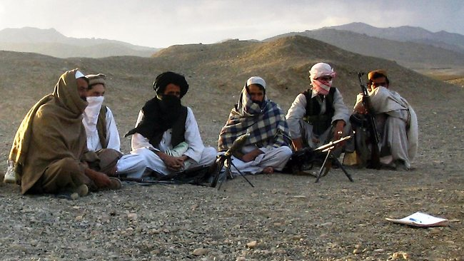 Taliban then went to another checkpoint where they killed another policeman. PHOTO: AFP