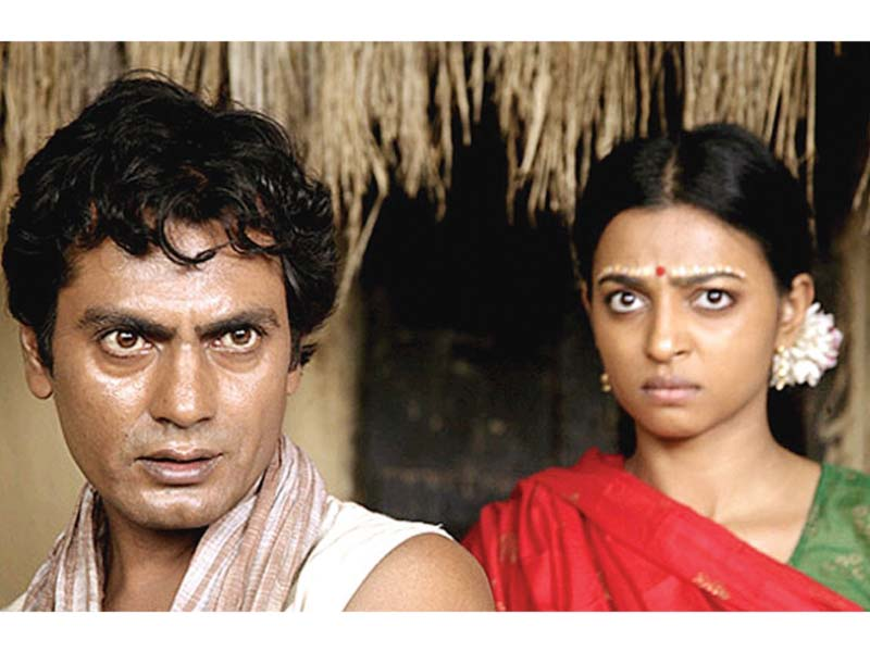 The film stars Nawazuddin Siddiqui as the titular character alongside Apte. PHOTO: FILE
