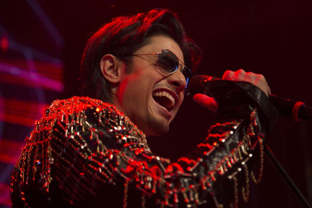 Singer will surprise his fans with a different style of music and vocals for new Coke Studio season. PHOTO: COKESTUDIO
