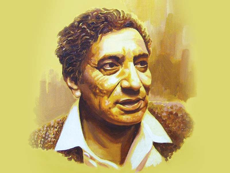 The Express Tribune remembers master poet Ahmed Faraz on his seventh death anniversary. PHOTO: ZULFIKAR AAZEEN